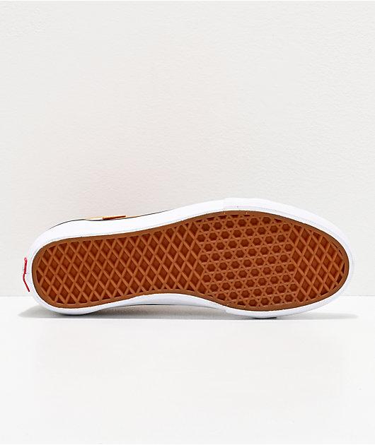 Vans Old Skool Pro Oak Buff & Oil zapatos de skate