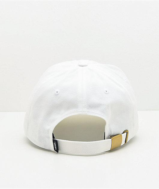 Vans Pride 2021 White Strapback Hat