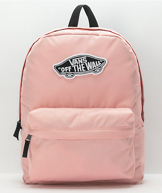 Vans Realm Pink Backpack