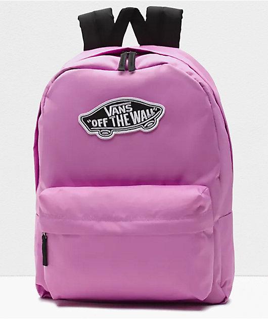 Vans Realm Violet Backpack