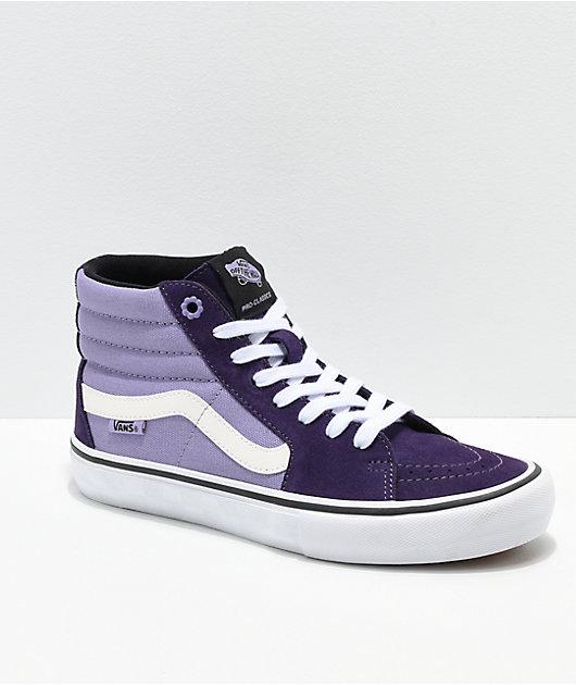 Vans Sk8-Hi Lizzie Armanto Pro Purple