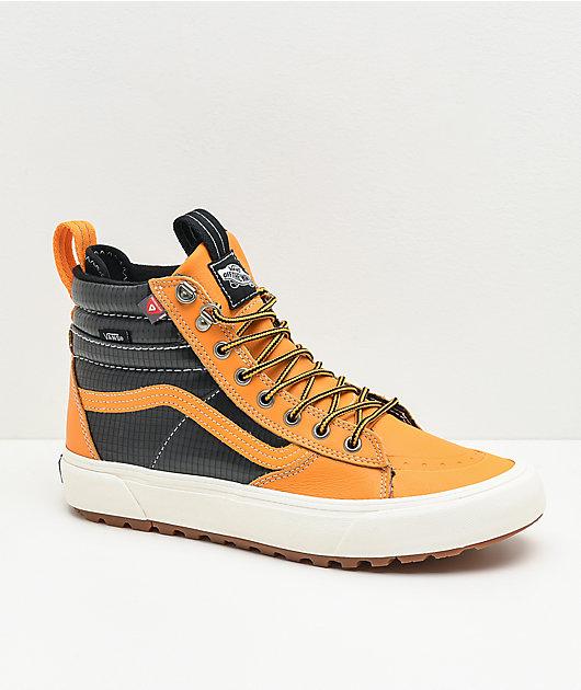 Vans Sk8-Hi MTE 2 DX Apricot & Black Shoes