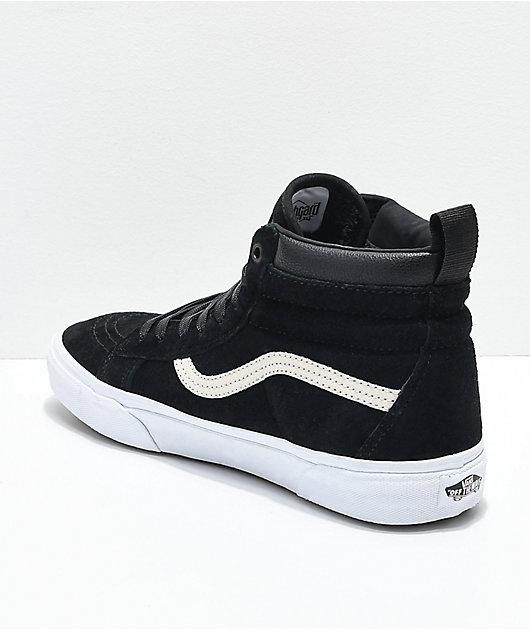 Vans Sk8-Hi MTE Black Night Shoes | Zumiez