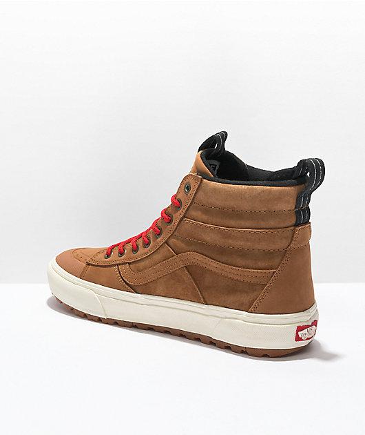 Vans Sk8-Hi MTE DX 2.0 Chipmunk & Marsh  Shoes
