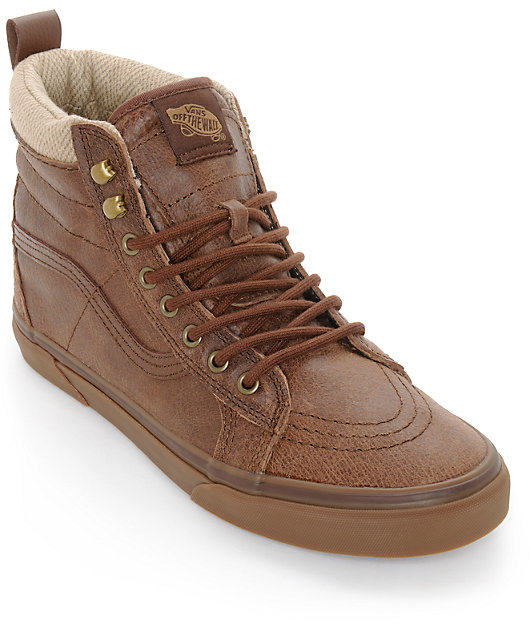 vans sk8 hi mte skate shoes zumiez vans sk8 hi mte skate shoes