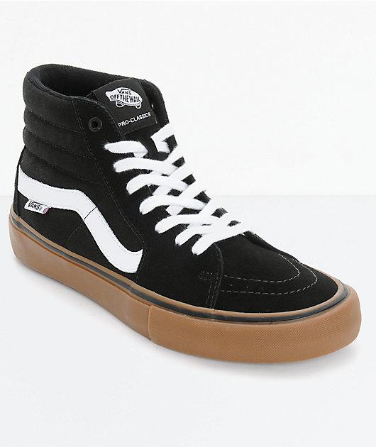 Vans Sk8-Hi Pro Skate Shoes   Zumiez