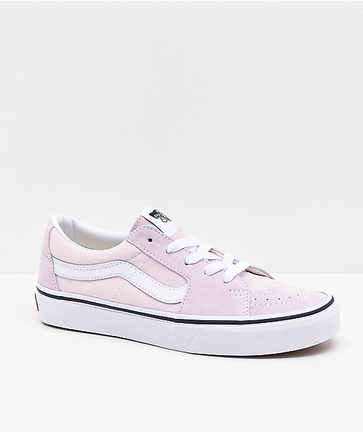 Vans Sk8-Low Orchid Ice Skate Shoes