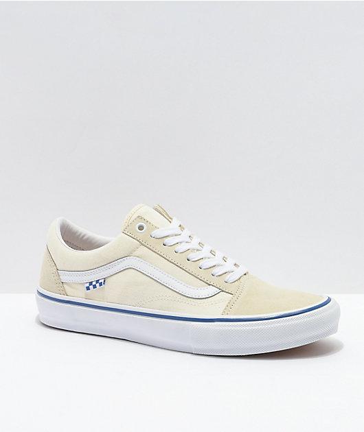 Vans Skate Old Skool Off-White Skate Shoes