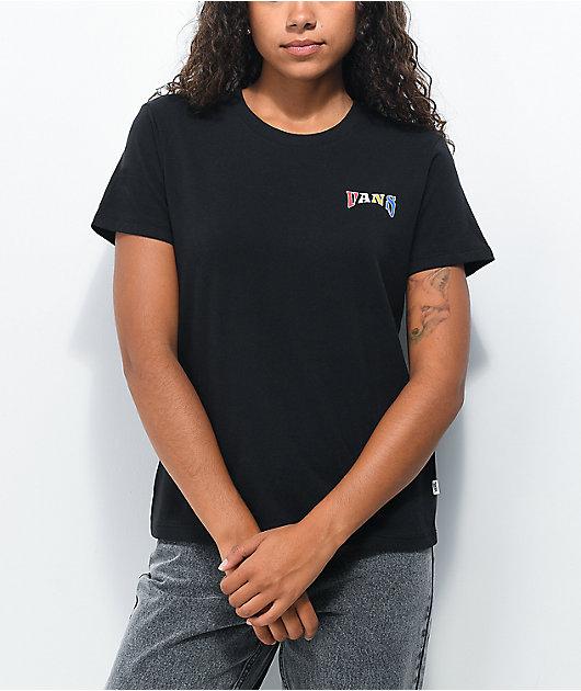 Vans Skelebow Black T-Shirt