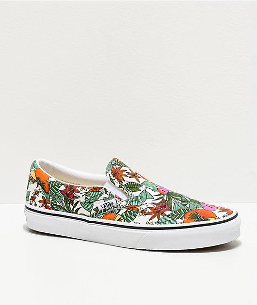 Vans Slip-On Multi Tropic zapatos de skate