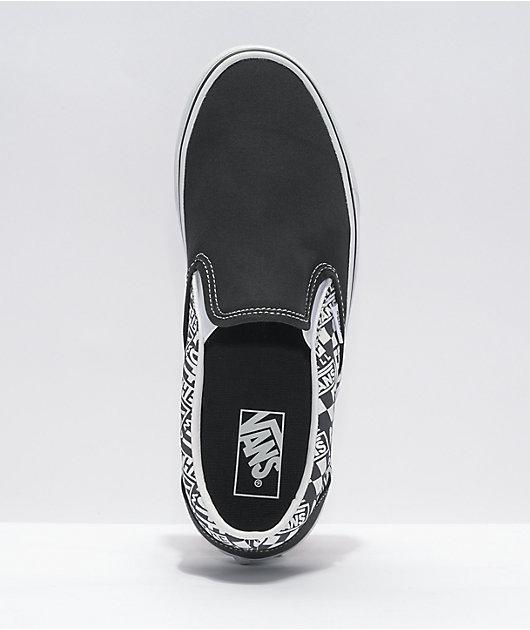 Vans Slip-On OTW Asphalt Skate Shoes