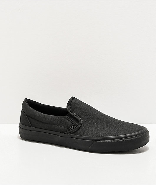Vans Slip-On UC M4M Black Mono Shoes