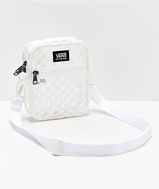 Vans Street Ready Clear Checkered Shoulder Bag
