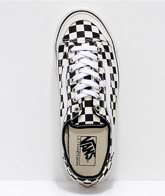 Vans Style 36 Decon SF Black \u0026 White