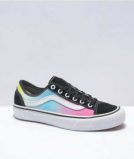 Vans Style 36 Decon SF Pastel Ombre Skate Shoes