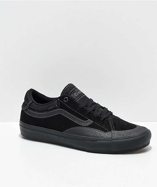 Vans TNT ADV Prototype Blackout zapatos de skate