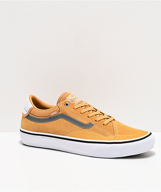Vans TNT Advanced Prototype Oak Buff Skate Shoes