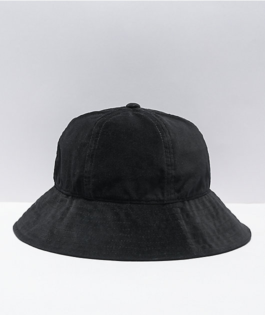 Vans Together Forever Black Bell Bucket Hat