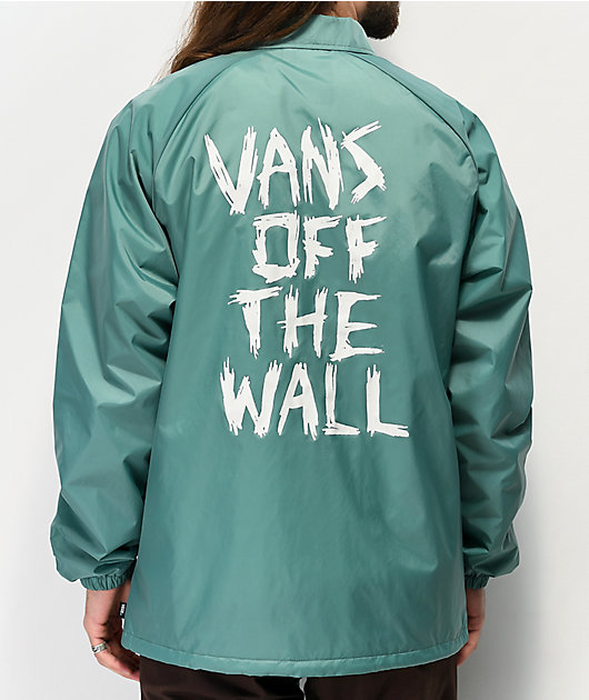 Vans Torrey Oil Blue Coaches Jacket