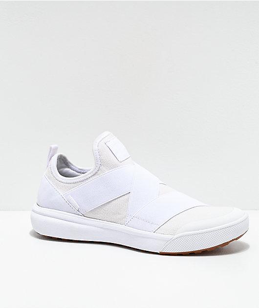 Vans UltraRange Gore True White Shoes