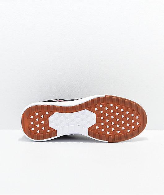 Vans UltraRange Mash Up Flame Sock Shoes