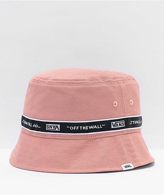 Vans Wave Rider Rose Dawn Bucket Hat
