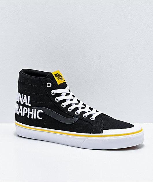 Vans x National Geographic Sk8-Hi