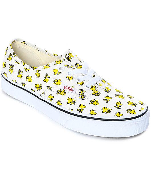 Vans x Peanuts Authentic Woodstock zapatos de skate