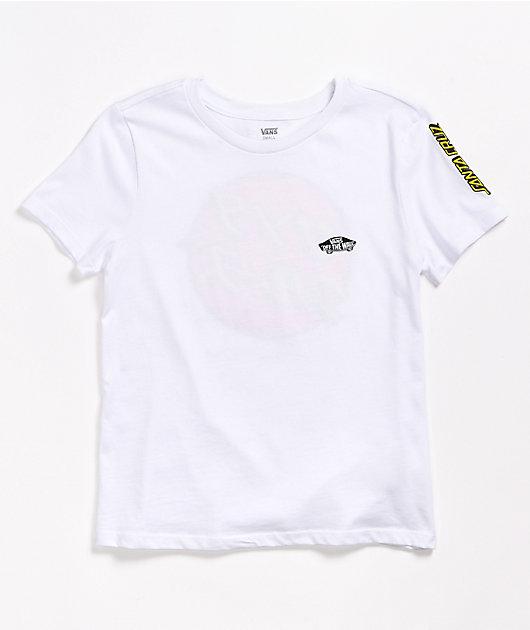 Vans x Santa Cruz Translate White T-Shirt