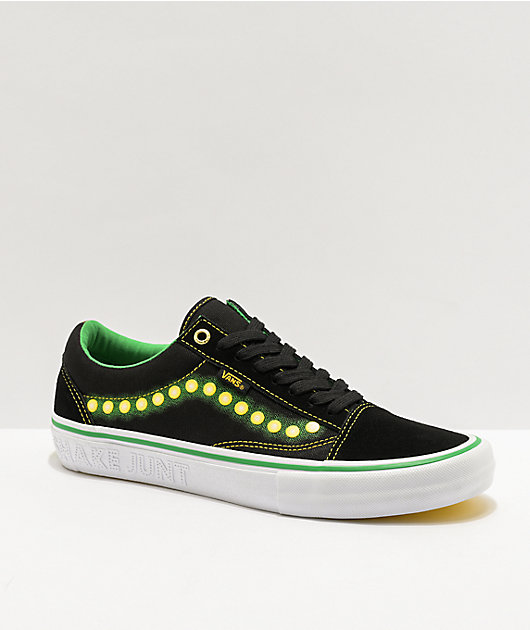 Vans x Shake Junt Old Skool Pro Black Skate Shoes