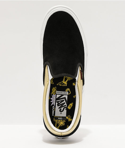 Vans x Shake Junt Slip-On Pro Skate Shoes
