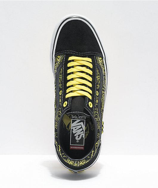 Vans x SpongeBob SquarePants Skate Old Skool Gigliotti Skate Shoes