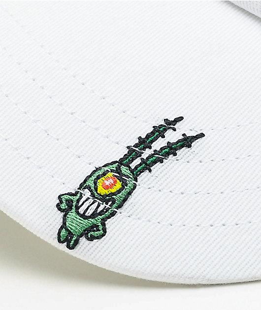Vans x SpongeBob SquarePants White Strapback Hat