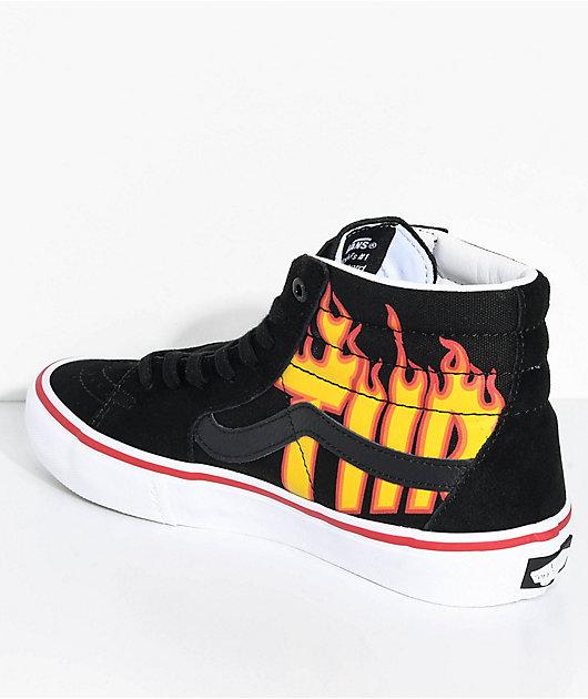 vans scarpe uomo thrasher