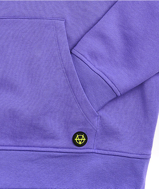 Vitriol Jamison Purple Hoodie