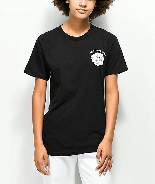 Viva La Bonita You Grow Girl Bonita Black T-Shirt