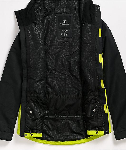 Volcom Bolt Lime 10K Snowboard Jacket