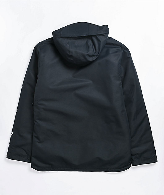 Volcom Deadly Stones Black 10K Snowboard Jacket