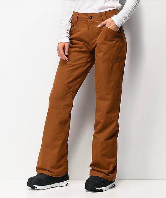 Volcom Hallen Copper 10K Snowboard Pants