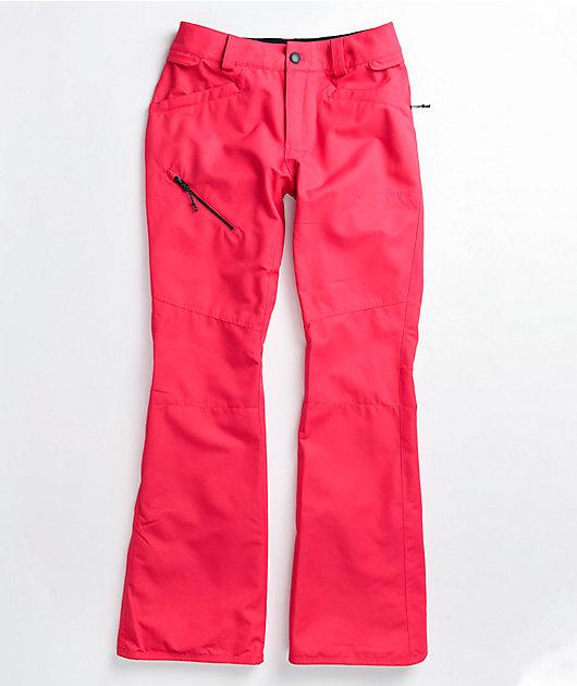 Volcom Hallen Magenta 10K Snowboard Pants