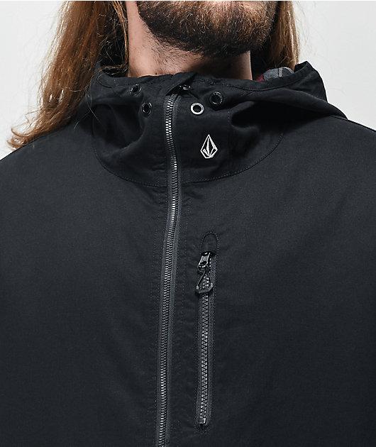 Volcom Rovia chaqueta negra