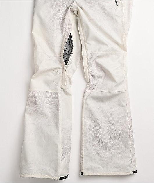 Volcom Swift Bone Snake 15K Snowboard Bib Pants
