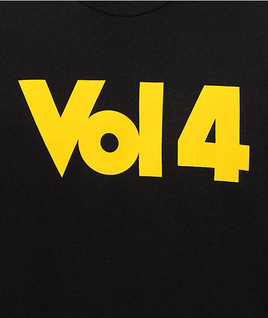 Volume 4 Logo T-Shirt