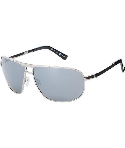 Von Zipper Skitch gafas de sol en plata y gris