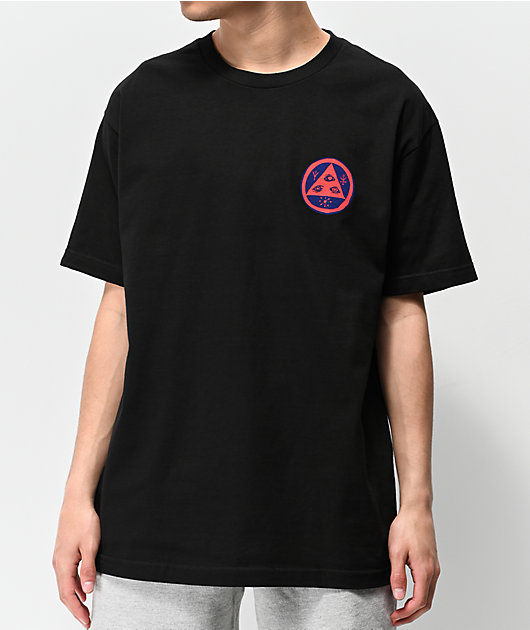 Welcome Flying Ape Black T-Shirt