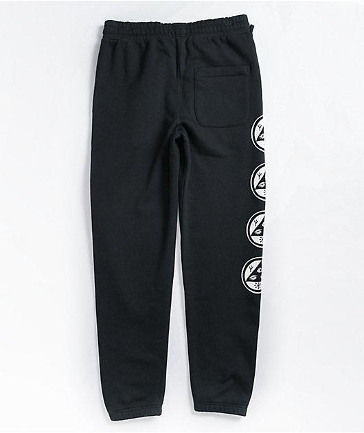 Welcome Talisman Black Jogger Sweatpants