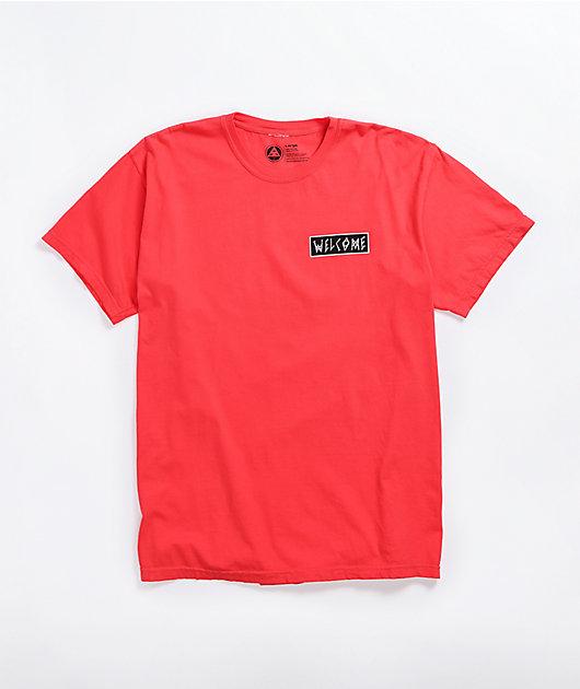 Welcome Talisman Paprika T-Shirt