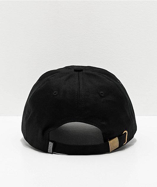 Whadafunk Good Times Forever Black Strapback Hat