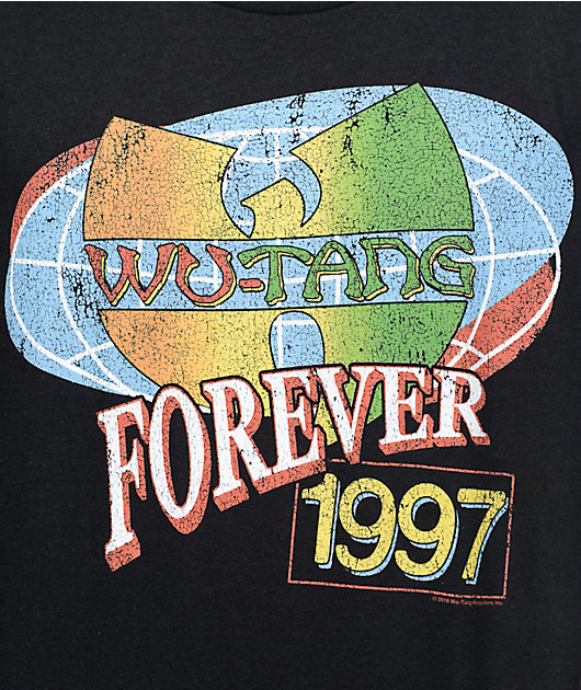 Wu-Tang Forever Black T-Shirt