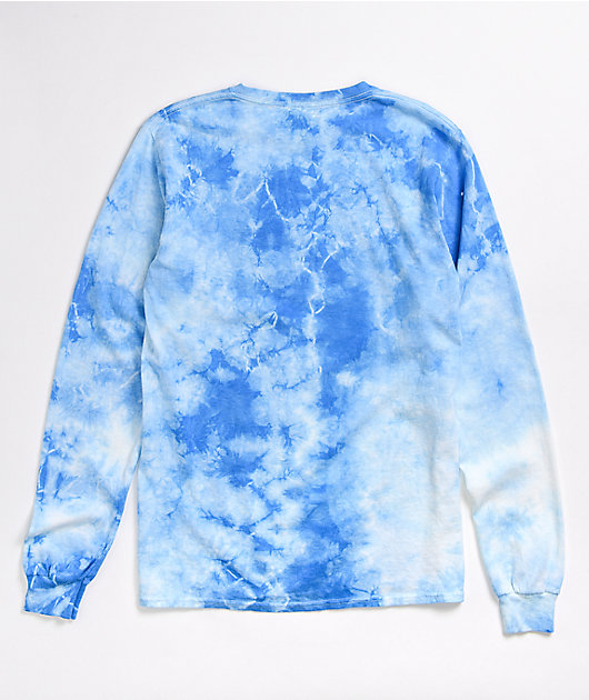 Your Highness High Standards Blue & White Long Sleeve T-Shirt